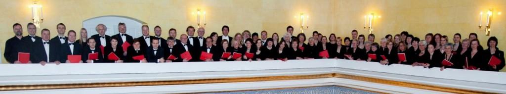 Großer Konzertchor der Chorphilharmonie Regensburg