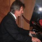 Pianist und Komponist Anton Zapf