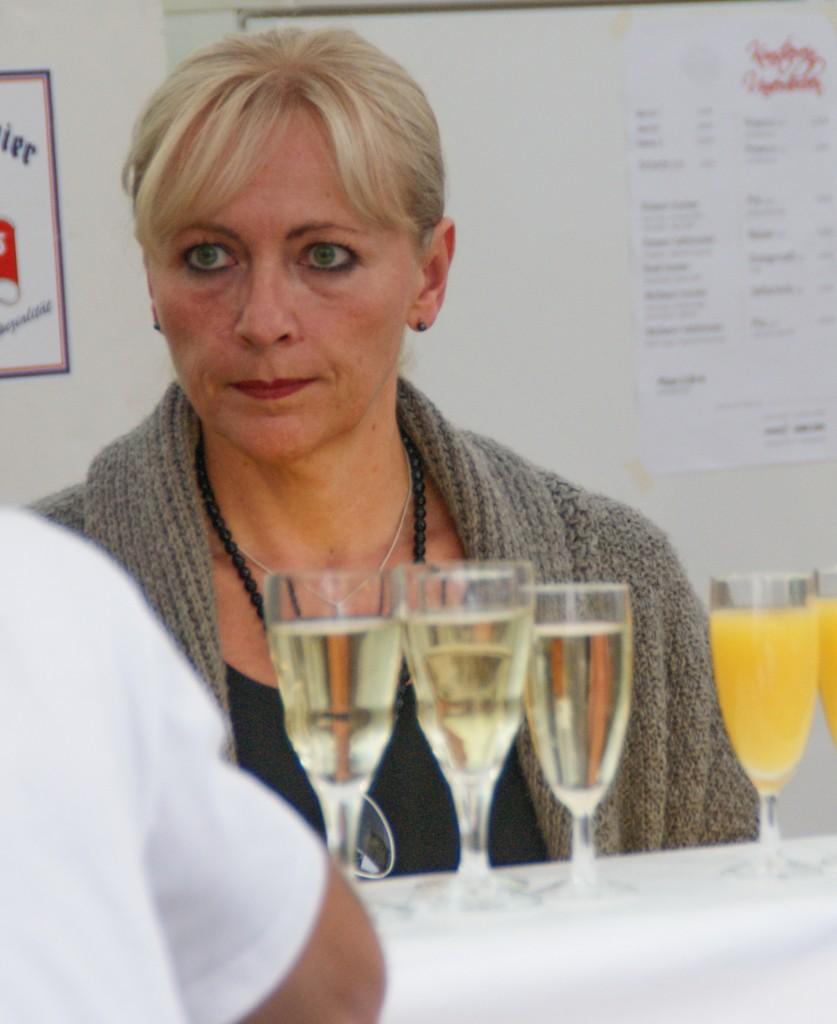 Neue 1. Vorsitzende Beate Seifert