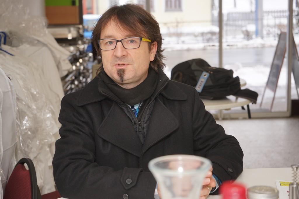 Gründungsvorsitzender Martin Schmid