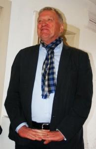 KVU-Schatzmeister Peter Wunder