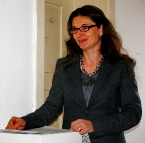 Direktorin Diana Schmidberger