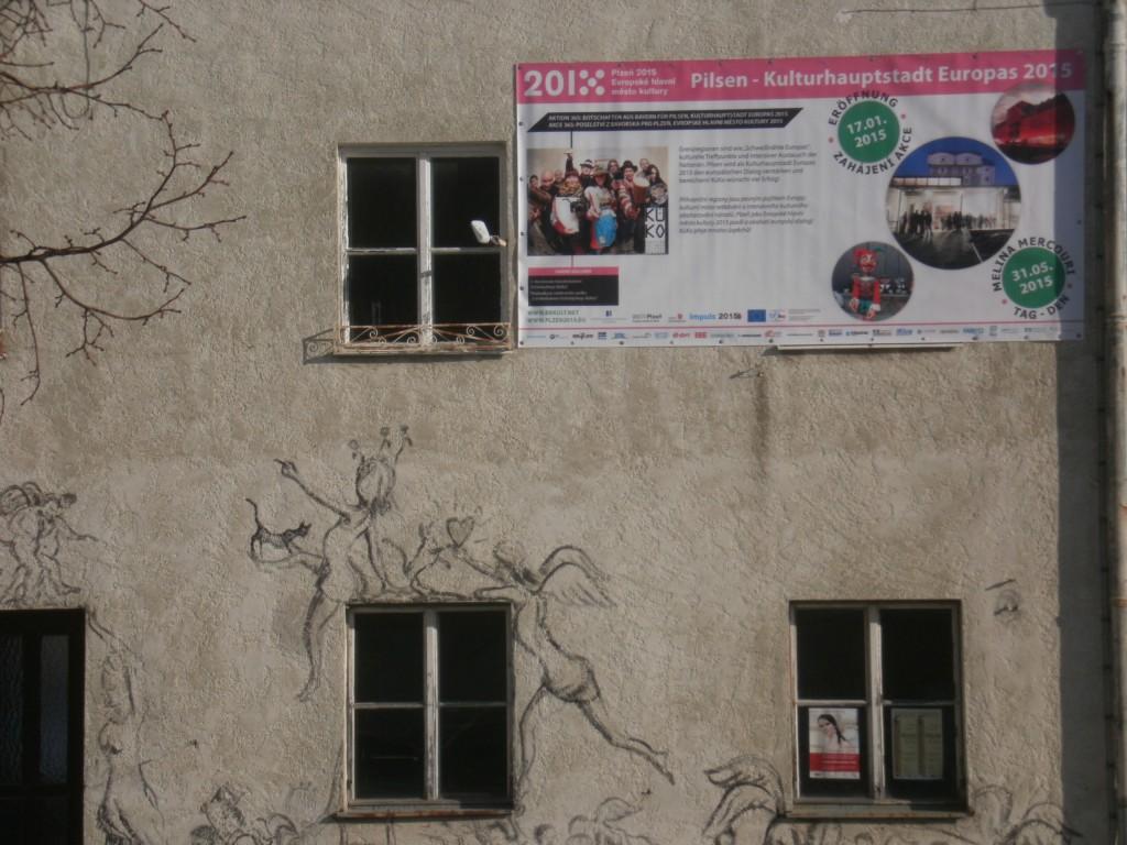 Kooperationspartner der Europäischen Kulturhauptstadt Pilsen 2015.