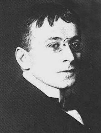 """Karl Kraus (1874 - 1936): Satiriker, Verleger, Sprachpapst. Sein Hauptwerk """"Die letzten Tage der Menschheit"""" entstand in den Weltkriegsjahren 1915 - 1918."""