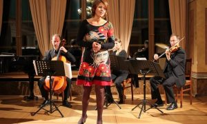 "Die Sopranistin Felicitas Lottner-Mandon war 2015 Special Guest bei ""Quasi una Opera"". Foto: Tanja Kraus, MZ"