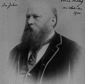 Hans Richter dirigierte die Uraufführung 1881.