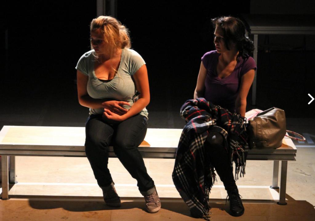 """OVIGO startet mit dem Mankell-Stück """"Lampedusa"""" ins neue Theaterjahr. Fotos: Ovigo-Theater/F. Wein"""