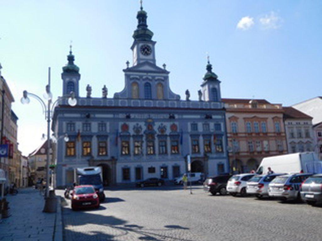 Tagungsstätte des Deutsch-Tschechischen Zukunftsfonds war am 18. Mai das Budweiser Rathaus.