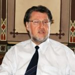Kunstherbst-Koordinator Karl Stumpfi