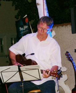 Klaus Götze, Gitarre