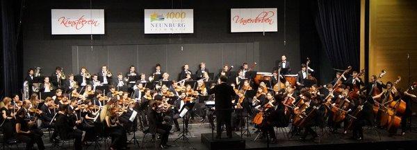 Festkonzert mit dem großen Orchester der Bayerischen Philharmonie 1.10.17 (GP) und 2.10.17.