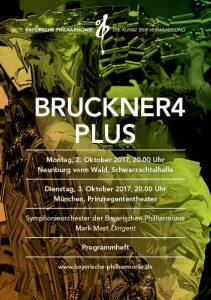 Bruckner4Plus_PH_2017_Titel