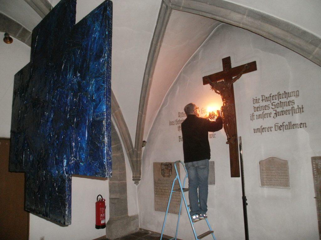 "Ahoj17-Kurator Peter Wunder: ""Es werde Licht!"""