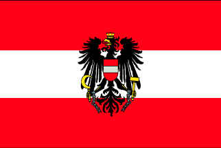 Austria with Eagle