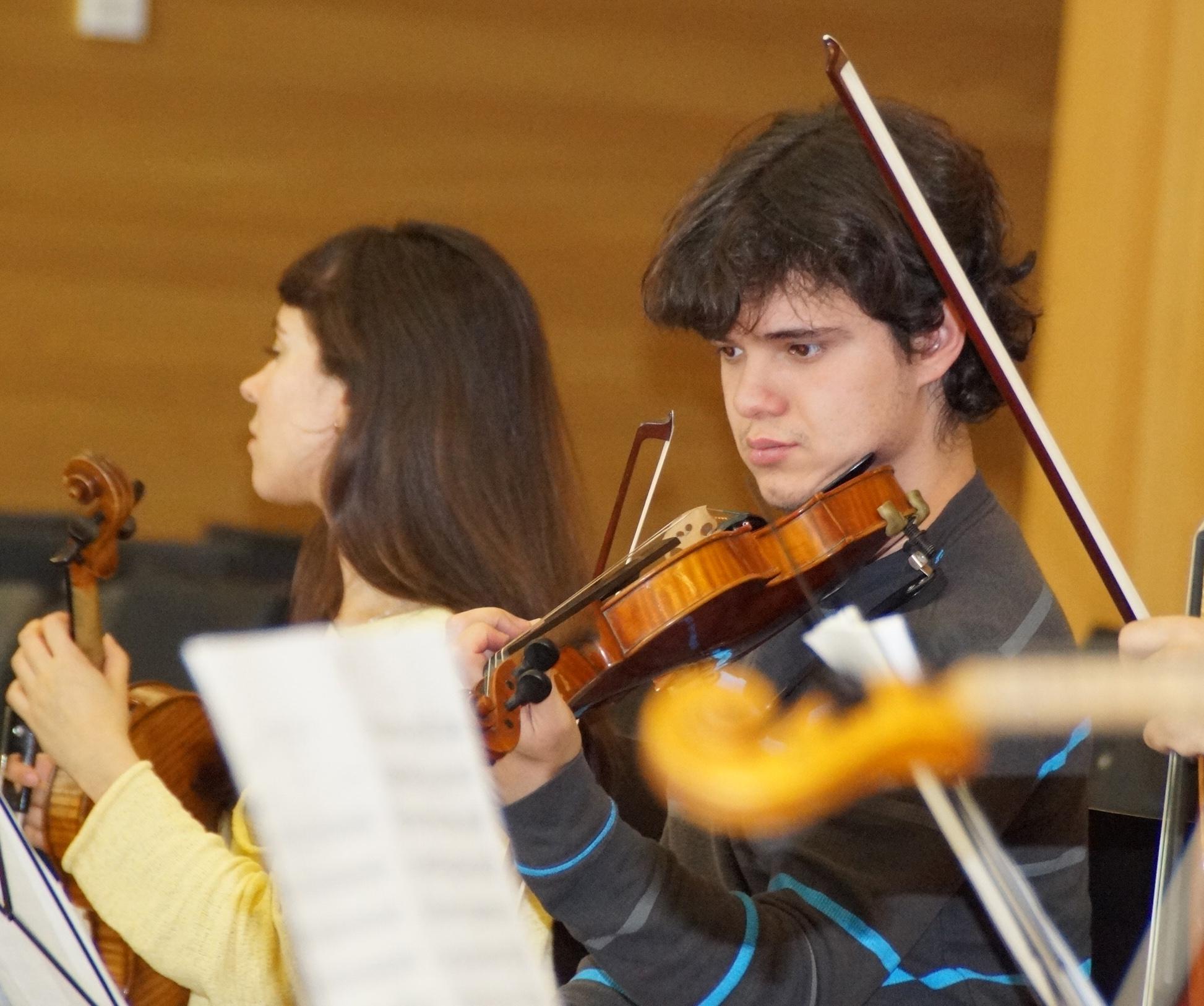 Musik verbindet, quod erat demonstrandum!