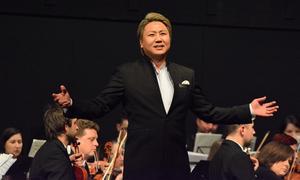 """Publikumsliebling"" in Neunburg: Bariton Lee aus Südkorea"