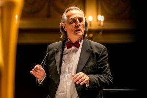 Chefdirigent Hans Richter leitet die Neunburger Klassik-Gala am 2. Oktober.