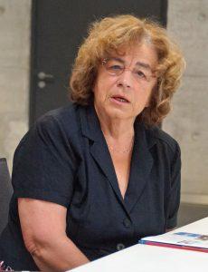Stadträtin Margot Weber