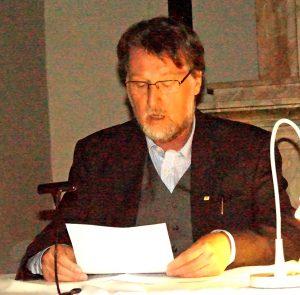 Karl Stumpfi liest Texte von Karl Kraus und Georg Trakl