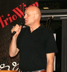Jürgen Zach holte Trio Wien nach Neunburg.