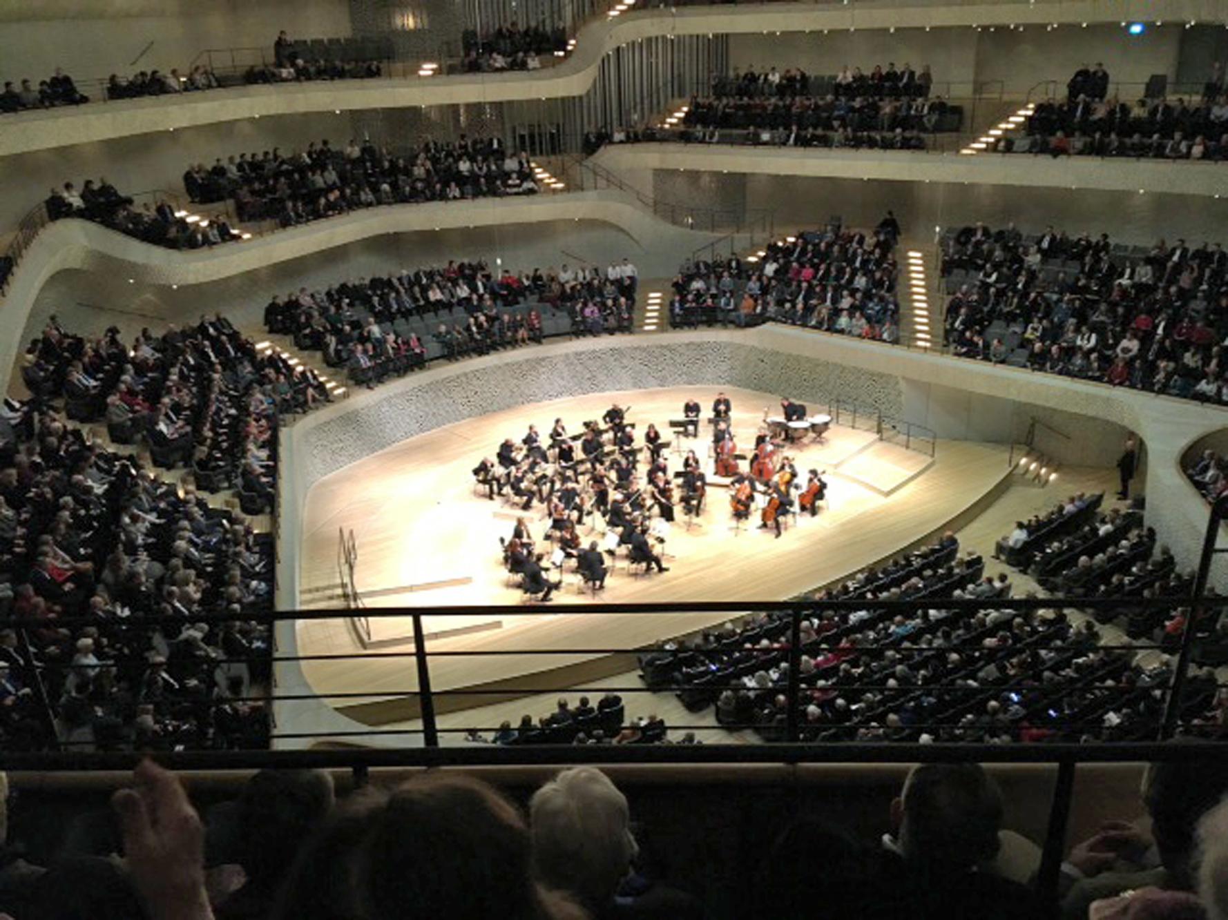 Das Konzert der Academy of St. Martin in the Fields unter Leitung von Joshua Bell (Violine) war nicht zuletzt dank der großartigen Saalakustik ein unvergessliches Klangerlebnis.