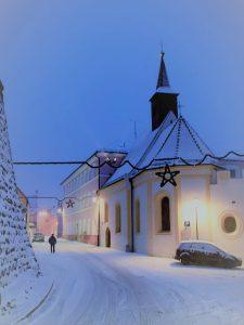 Die zukünftige Nutzung der Spitalkirche für kulturelle Vorhaben bleibt ein Anliegen des KVU-Vorstandes. Foto: Agnes Jonas
