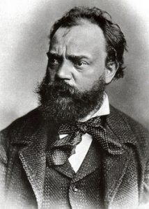 Komponist Antonin Dvorak