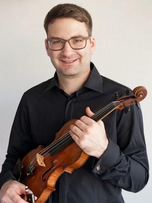 Benedikt Wiedmann (Violine)