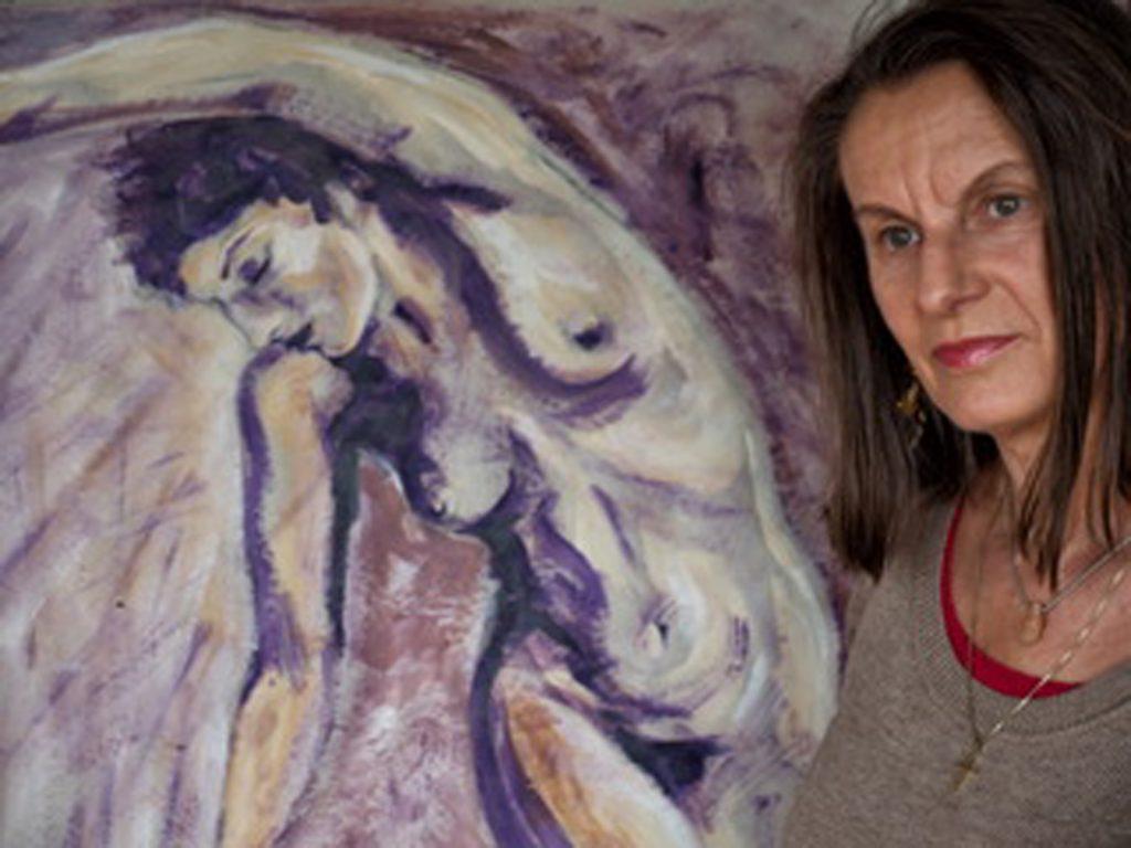 Kunstmalerin und Illustratorin Susanne Heinrich, Roth-Bernlohe