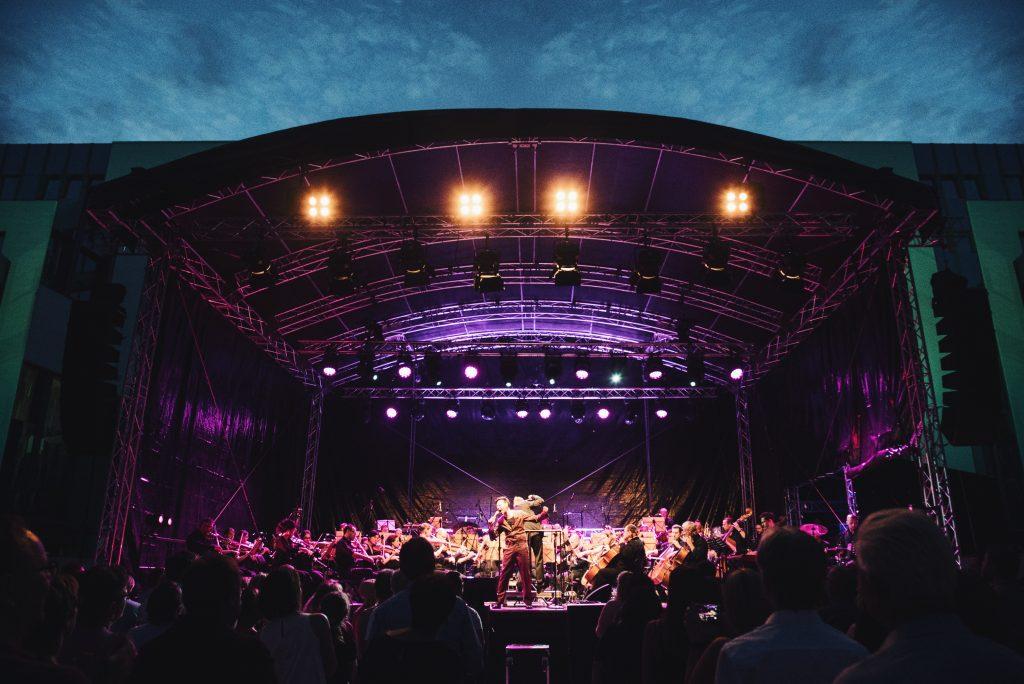 Live-Act mit Sänger Engelstaedter & Band. Foto: (c) Markus Engelstaedter