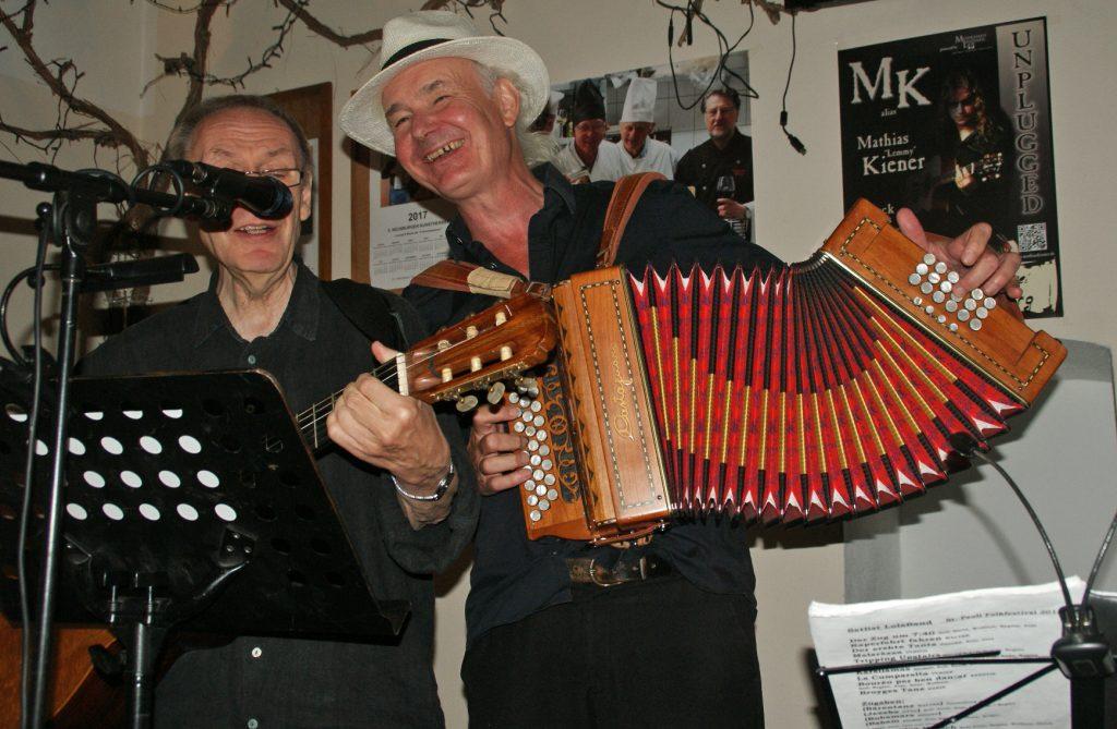 Komponist und Vollblutmusikant: Ulrich Kodjo Wendt.