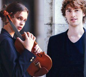 Ioana Popesco (Violine) und Alexander Maria Wagner (Klavier) gastieren am 2. Oktober in Neunburg v. W.
