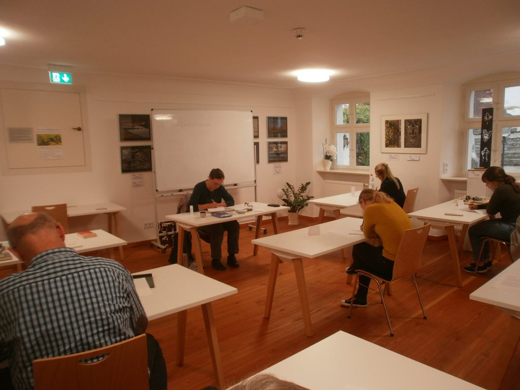 Auftakt zum KVU-Workshop