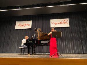 Nach Absage der Klassik-Gala mit der Vogtland Philharmonie bot der KVU ein Kammerkonzert an.
