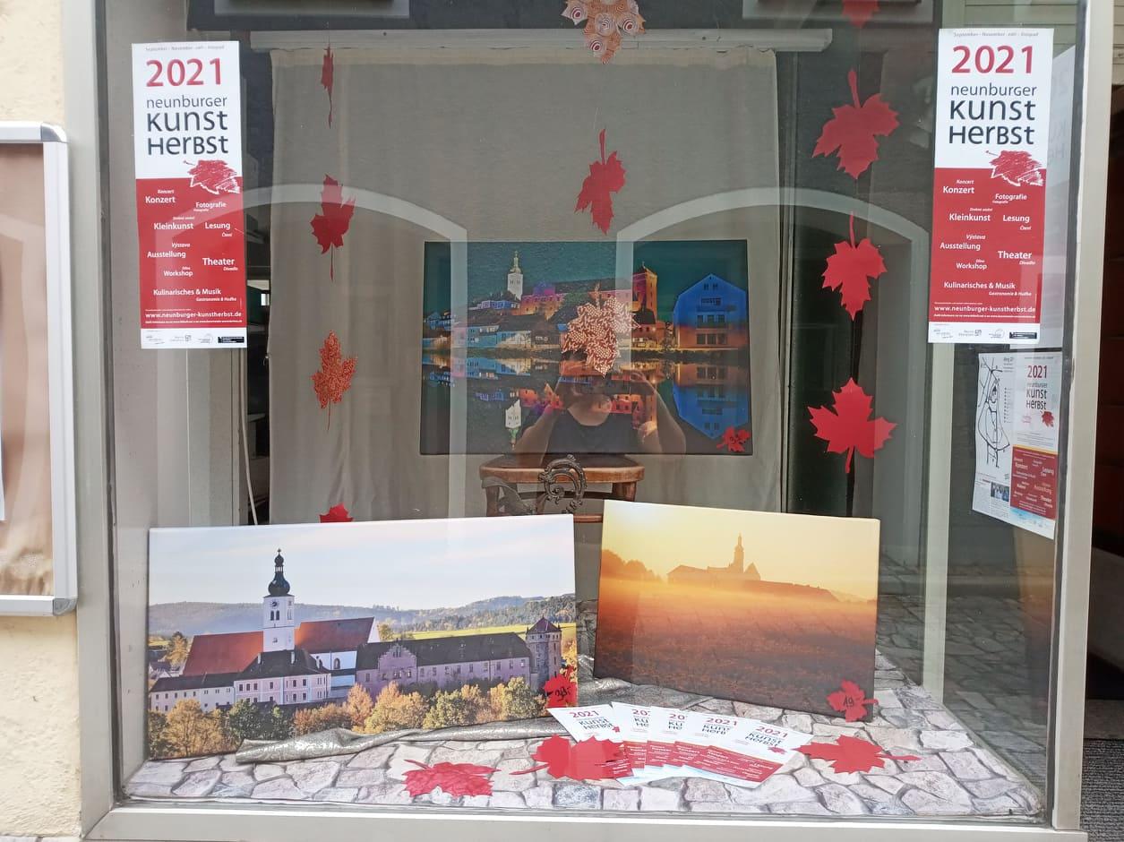 Vom 17. September bis 27. November steht die Pfalzgrafenstadt im Zeichen der neunten Kunstherbst-Saison. Foto: Agnes Jonas